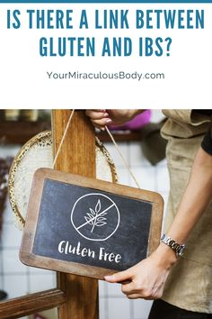 There are so many IBS triggers, could gluten be one of them? Many IBS patients report a gluten intolerance with increased pain and bloating after eating. Removing gluten is one of the many diet recommendations that are given when a patient is first diagnosed. It is a food that is commonly avoided by those with IBS. #IBS #glutenintolerance #symptoms #diet #trigger #bloating #foodstoavoid Anxiety Tips, Stress And Anxiety, Bloating After Eating, Health And Wellbeing, Women's Health, Balance Hormones Naturally, Ibs Symptoms, Womens Health Care
