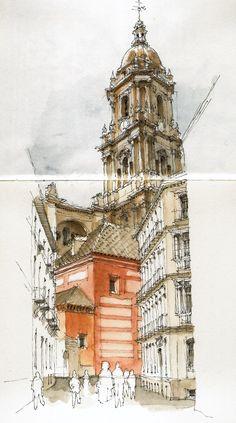 Toutes les tailles | Málaga, cathedral | Flickr : partage de photos !