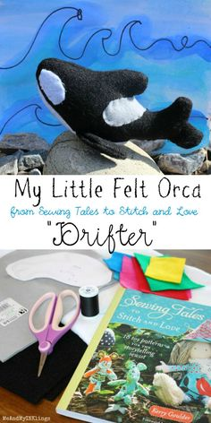 #felt orca