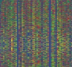 What happened after the Human Genome Project.jpg  I love this image, and it shows the rich tapestry and beauty that can be found, when the genetic code is represented with colors.  http://sgugenetics.pbworks.com/f/1301512323/What%20happened%20after%20the%20Human%20Genome%20Project.jpg