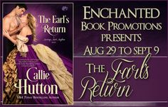 Tome Tender: The Earl's Return Blitz & Giveaway