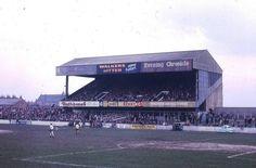 Wigan Athletic, Springfield Park 1975
