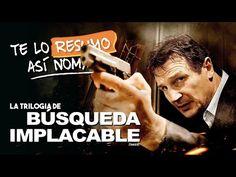 Busqueda Implacable | #TeLoResumo - YouTube