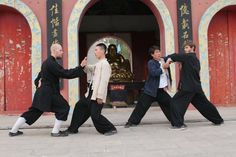 Get the real Practice and learning Tai Chi Kung Fu In Birthplace of Taiji at the Taizu Tradition Martial arts School in Handan. Click here for more!