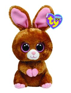 Woody The Bunny 9 Inch Beanie Boo   Girls Stuffed Animals Beauty, Room & Tech   Shop Justice