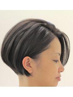 ガーデンヘアー(Garden hair)BOB