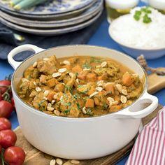 Kycklinggryta med garam masala och kokos Garam Masala, Curry, Ethnic Recipes, Food, Cilantro, Curries, Essen, Meals, Yemek