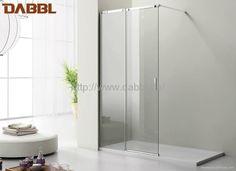 glass panel shower - Google Search Glass Shower Panels, Glass Panels, Divider, Bathtub, Google Search, Bathroom, Furniture, Home Decor, Standing Bath