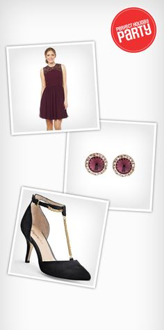 Be the hostess with the mostess! With this outfit, you'll set the tone for your perfect holiday party, as soon as you'll open the door! Canada Shopping, Your Perfect, Online Furniture, Wonderland, Holiday, Party, Outfits, Fashion, Moda