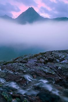 Innere Wetterspitze in Austria's Stubai Alps; photo by Harry Lichtman Central Europe, Slovenia, Alps, Austria, Mystic, Places Ive Been, The Good Place, Natural Beauty, Environment
