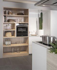Goedhart-031 Mini Kitchen, Pantry Ideas, Home Kitchens, Kitchen Cabinets, New Homes, Interior Design, Cool Stuff, Studio, Cake