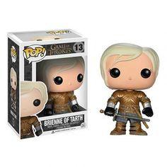 Game of Thrones Brienne of Tarth Funko Pop! Vinyl Figure - MyCraze #Funko #Funkopop #GameOfThrones #Brienne #GOT