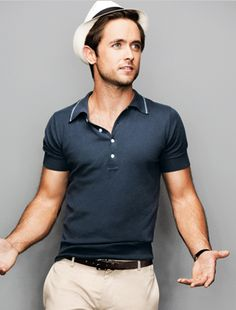 gq  What to Wear Today  A polo that feels like a T-shirt ba5e68d0cece