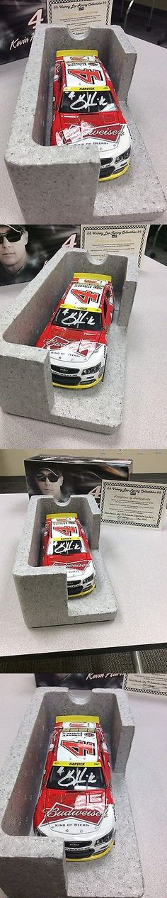 Other Diecast Racing Cars 45354: 2015 Kevin Harvick Autographed #4 Budweiser Chase For The Cup 1:24 Diecast Wcoa -> BUY IT NOW ONLY: $125 on eBay!