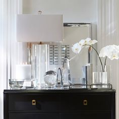 Crystal Sphere on Stand | Williams-Sonoma