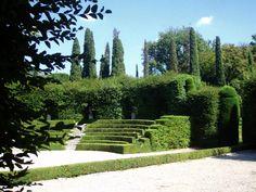 luigi trezza  / giardino di pojega villa rizzardi, negrar