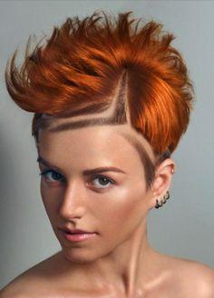 Diseño  en el pelo