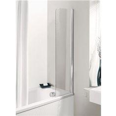 Crosswater - Supreme Bath Guard - 2 Size Options at Victorian Plumbing UK Bathroom Medicine Cabinet, Plumbing, Bath Screens, Shower Enclosure, Bath, Pallet Delivery, Framed Shower, Space Saving, Bathtub