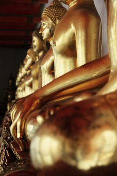 Wat Pho (Temple of the Reclining Buddha) in Bangkok, Thailand photo by Alex ADS, via 500px
