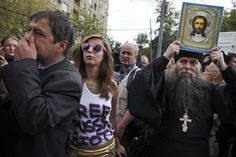 Pussy Riot Trial Unleashes Putin's Secret Weapon: The Orthodox Faithful