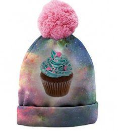 Czapka beanie Nebula Cupcake Miniatury 1