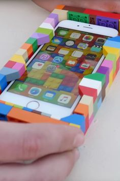 This Might Convince You to Make Your Next iPhone Case Out of Legos