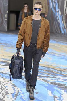 Louis Vuitton Men's RTW Fall 2014 - Slideshow - Runway, Fashion Week, Fashion Shows, Reviews and Fashion Images - WWD.com