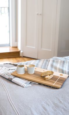 [ad] Swooning over The Citizenry's Ireland Collection! Need these beautiful wood serving boards and ceramics. Be sure to check out the rest of the collection on their site! #ad