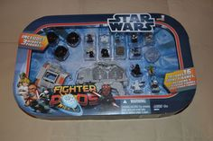 from $163.99 - #StarWars Fighter Pods Series 1 # 38631 Snowspeeder Vs At-at New Unopened