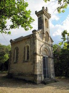 St Pantaléon les Vignes Drôme - Chapelle Notre Dame de Santé