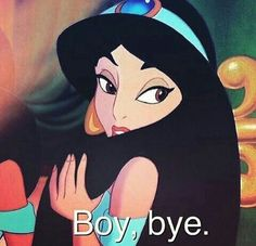 Mood: tell that boy bye Dark Disney, Disney Love, Disney Art, Cartoon Quotes, Cartoon Pics, Memes Gifs, Funny Memes, Meme Meme, Disney Memes