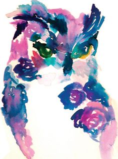 Print of Original Watercolor Painting Titled by ArtbyJessBuhman, $24.95