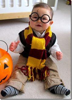 LOL. Harry Potter baby!