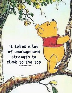Winnie The Pooh Quotes - The Ultimate Inspirational Life Quotes - Pooh And Piglet Quotes, Cute Winnie The Pooh, Winnie The Pooh Nursery, Winnie The Pooh Sayings, Tigger And Pooh, Life Quotes Love, Inspiring Quotes About Life, Cute Quotes, Inspirational Quotes