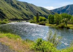 Big Pines Campground, Yakima River Canyon