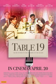 Watch Table 19 Online | table 19 | Table 19 (2017) | Director: Jeffrey Blitz | Cast: Anna Kendrick, Rya Meyers, Charles Green, Lisa Kudrow