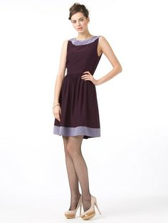 Alexandra Grecco - silk sleeveless dress