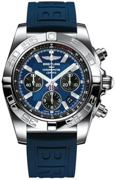 Breitling Watch Chronomat 44 Blackeye Blue #add-content #bezel-unidirectional #bracelet-strap-rubber #brand-breitling #case-depth-16-95mm #case-material-steel #case-width-44mm #chronograph-yes #cosc-yes #date-yes #delivery-timescale-call-us #dial-colour-blue #gender-mens #luxury #movement-automatic #new-product-yes #official-stockist-for-breitling-watches #packaging-breitling-watch-packaging #style-dress #subcat-chronomat #supplier-model-no-ab011012-c789-158s #BreitlingForMen