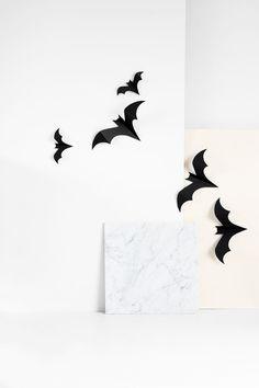 DIY Halloween Bats Tutorial with FREE Template ☆