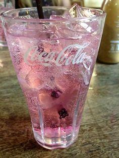 pink coke??? omg