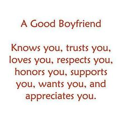 43 Amazing Being A Good Boyfriend images | Thinking about you