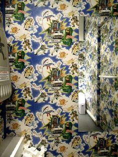 wow! ghostbusters wallpaper!