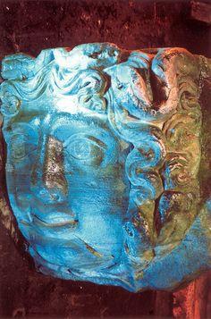 Medusa, Basilica Cistern, Istanbul