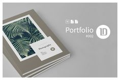 Multipurpose Portfolio 002 by ID Vision Studio on @creativemarket