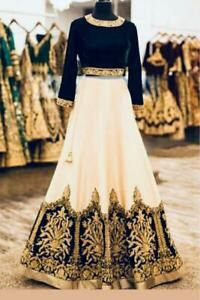 Indian Gowns, Indian Attire, Pakistani Dresses, Indian Wear, Indian Lengha, Indian Wedding Outfits, Indian Outfits, Wedding Dress, Wedding Wear