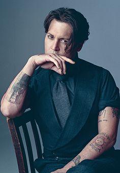 The Anti-Leading Man: Johnny Depp
