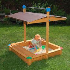 Maxi Sandbox with Storage Bench - Bed Bath & Beyond