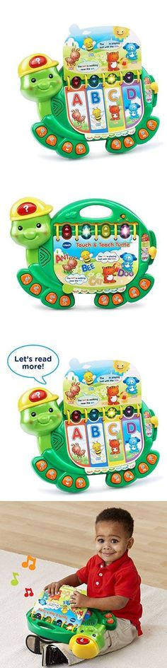 Learning Systems 158695: Turtle Toys Baby Book Electronic Learning Number Animal Music Sound Educational -> BUY IT NOW ONLY: $38.72 on eBay!