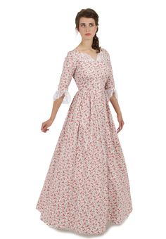 Eliza Victorian Dress By Recollections