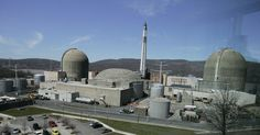 """Radioactive water overflowed into the groundwater at the upstate Indian Point nuclear power plant, officials said Saturday.  Gov. Cuomo said the plant's operator, Entergy, reported """"alarming levels"""" of radioactivity at three monitoring wells, with one well's radioactivity increasing nearly 65,000%."""